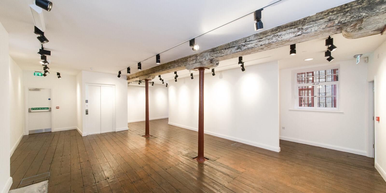 Refurbishment of Side Gallery