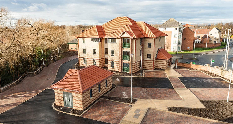 Catcastle Apartments