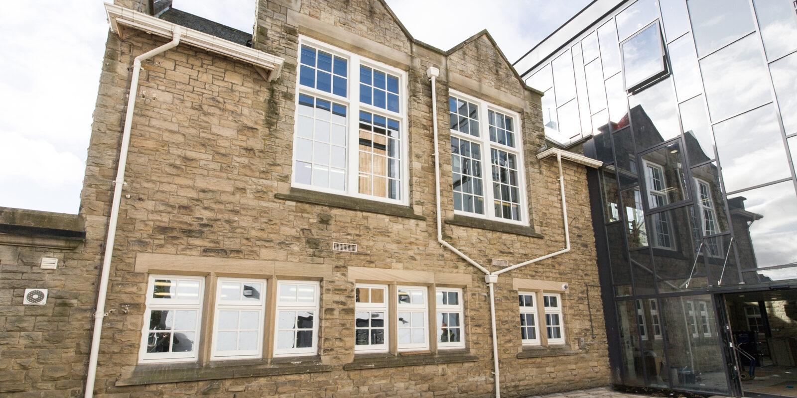 Wolsingham Hardwood Windows