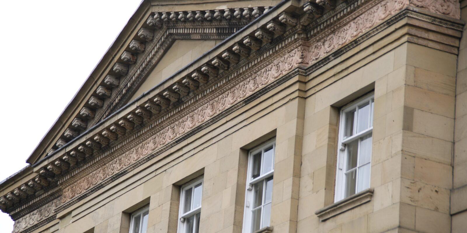 External Fabric Repairs, Leazes Terrace